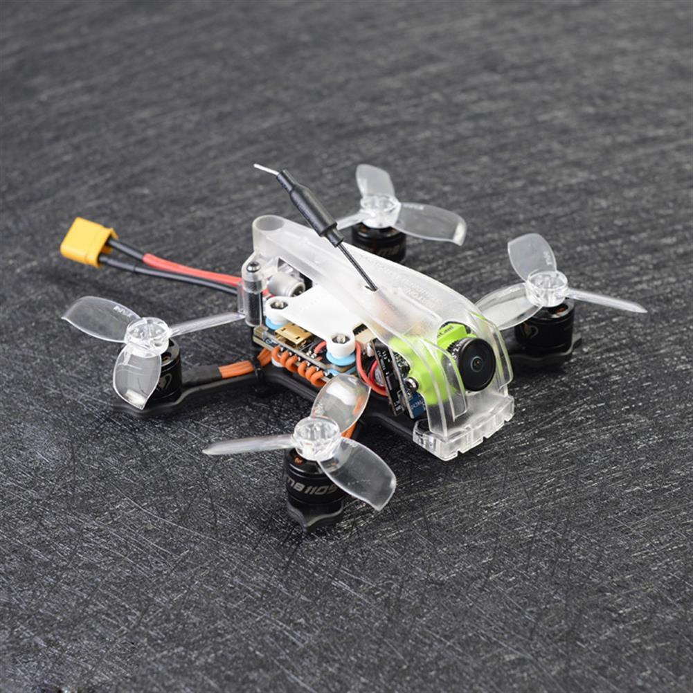 fpv-racing-drones Diatone 2019 GT R249 95mm 2 Inch 4S FPV Racing RC Drone PNP w/ F4 OSD 25A RunCam Micro Swift TX200U RC1377959 2