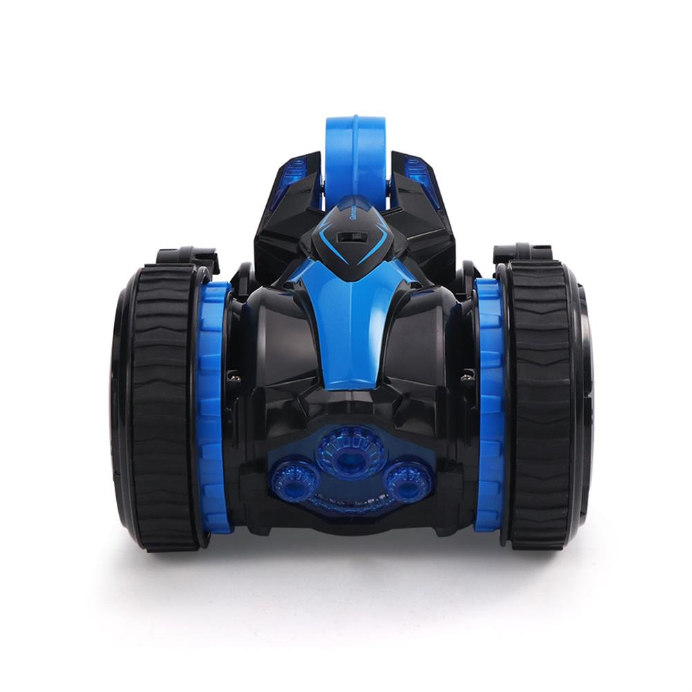 rc-cars JJRC Q49 ACRO 2.4G 6CH Double-Sided Stunt Rc Car 360 Rotation All Terrain Vehicle W/ LED Light RC1378173 2