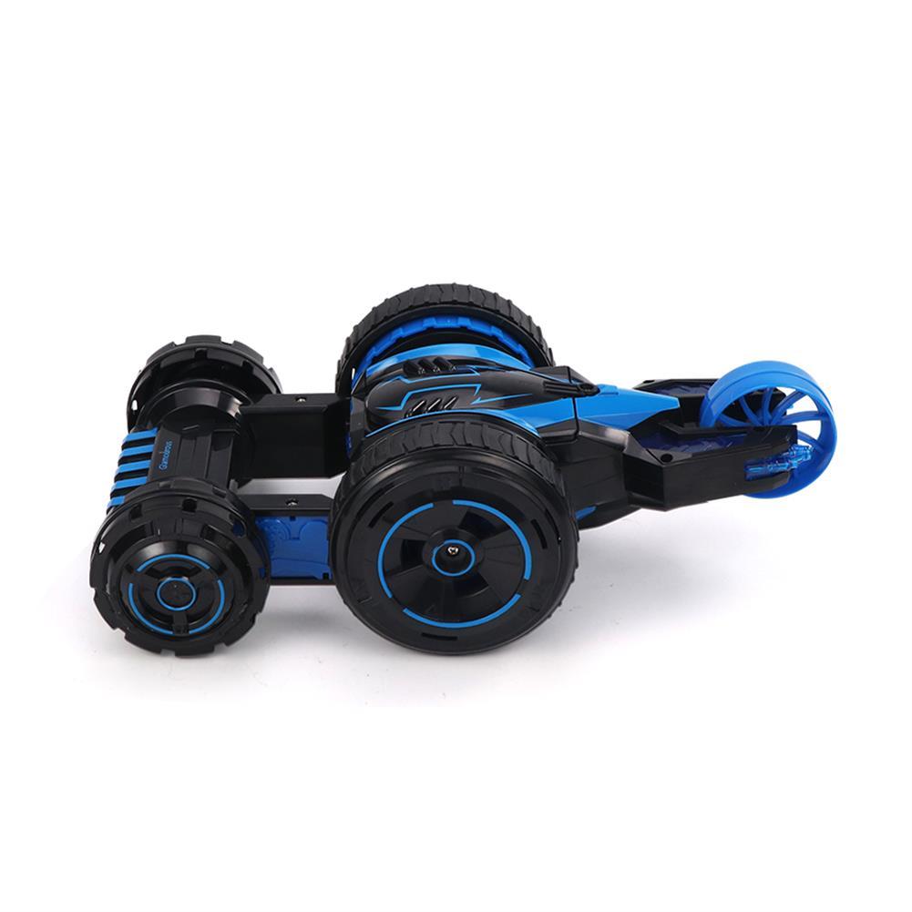 rc-cars JJRC Q49 ACRO 2.4G 6CH Double-Sided Stunt Rc Car 360 Rotation All Terrain Vehicle W/ LED Light RC1378173 5