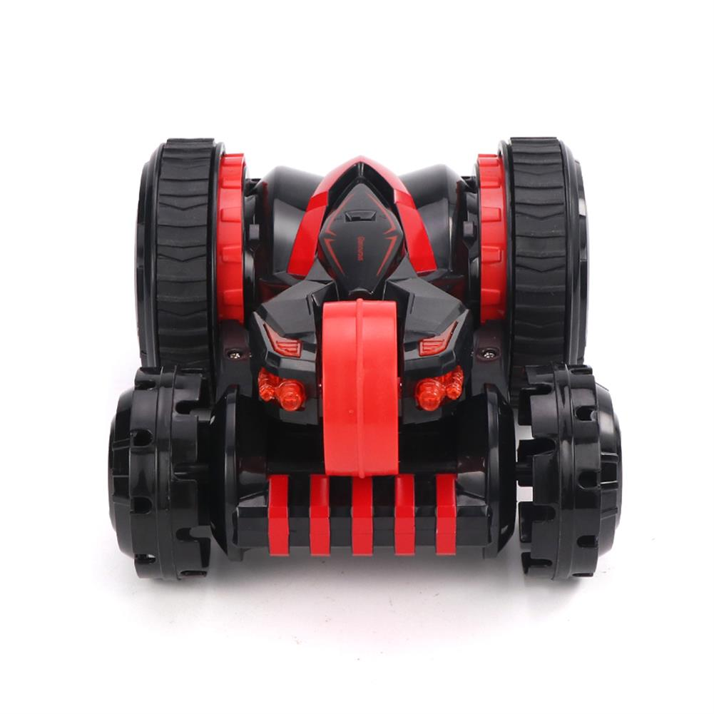 rc-cars JJRC Q49 ACRO 2.4G 6CH Double-Sided Stunt Rc Car 360 Rotation All Terrain Vehicle W/ LED Light RC1378173 8