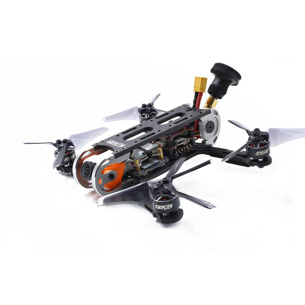 fpv-racing-drones Geprc GEP-CX Cygnet 145mm 3 Inch RC FPV Racing Drone Stable F4 20A 48CH RunCam Split Mini 2 1080P HD RC1380268 1
