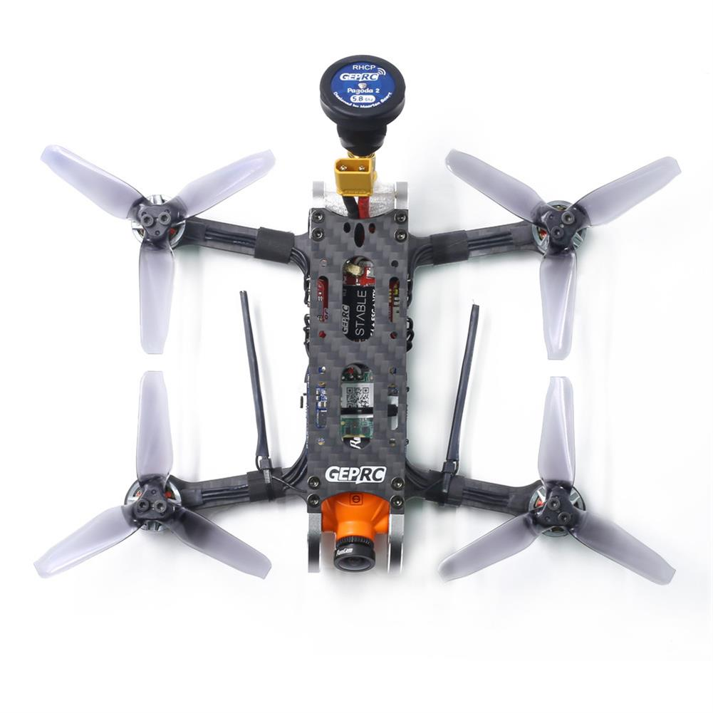 fpv-racing-drones Geprc GEP-CX Cygnet 145mm 3 Inch RC FPV Racing Drone Stable F4 20A 48CH RunCam Split Mini 2 1080P HD RC1380268 2