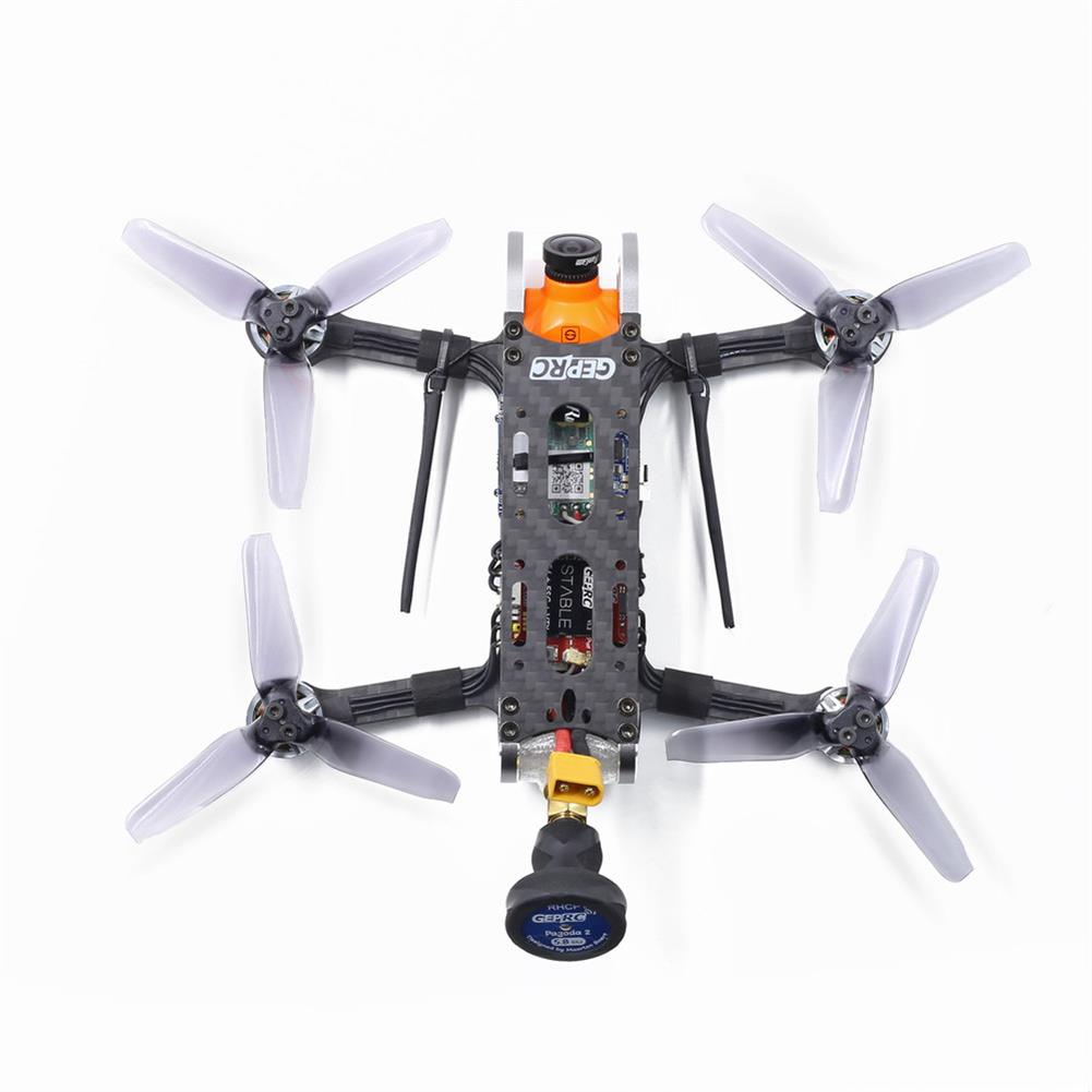 fpv-racing-drones Geprc GEP-CX Cygnet 145mm 3 Inch RC FPV Racing Drone Stable F4 20A 48CH RunCam Split Mini 2 1080P HD RC1380268 3