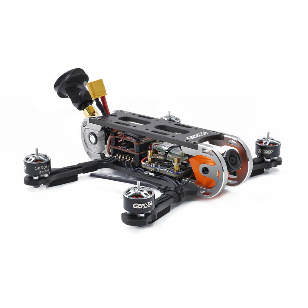 fpv-racing-drones Geprc GEP-CX Cygnet 145mm 3 Inch RC FPV Racing Drone Stable F4 20A 48CH RunCam Split Mini 2 1080P HD RC1380268 4