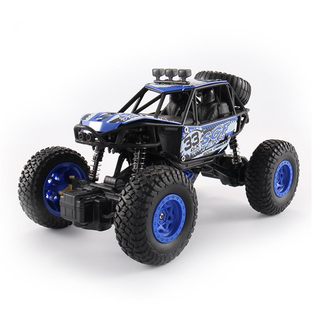 rc-cars JC8212 1/20 27MHZ 4WD Rc Car Climbing Monster Truck Off-Road Vehicle RTR Toy RC1380717