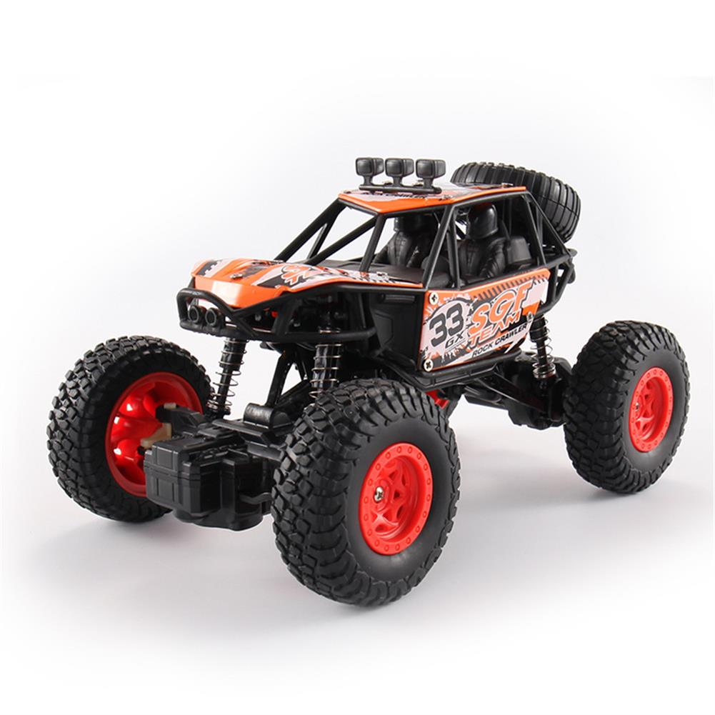 rc-cars JC8212 1/20 27MHZ 4WD Rc Car Climbing Monster Truck Off-Road Vehicle RTR Toy RC1380717 1