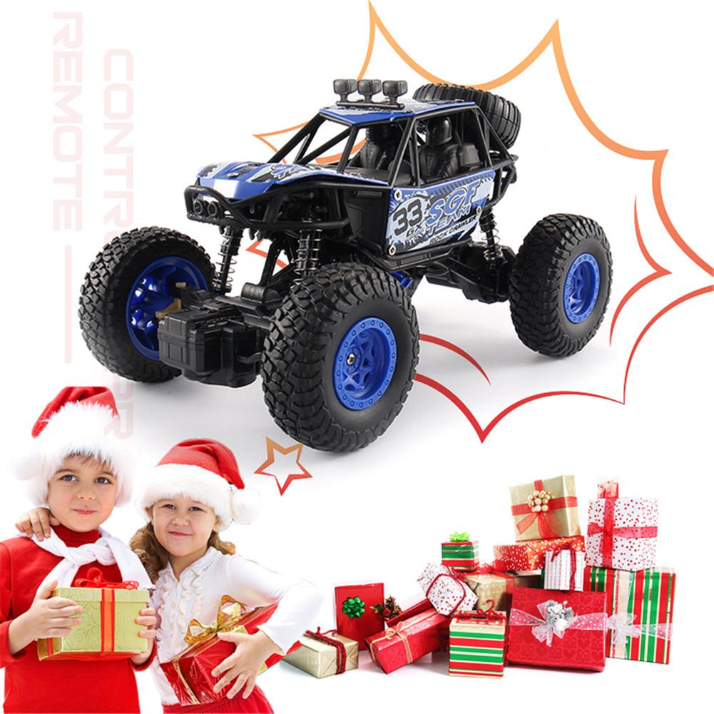 rc-cars JC8212 1/20 27MHZ 4WD Rc Car Climbing Monster Truck Off-Road Vehicle RTR Toy RC1380717 4