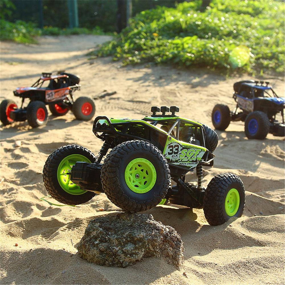 rc-cars JC8212 1/20 27MHZ 4WD Rc Car Climbing Monster Truck Off-Road Vehicle RTR Toy RC1380717 5