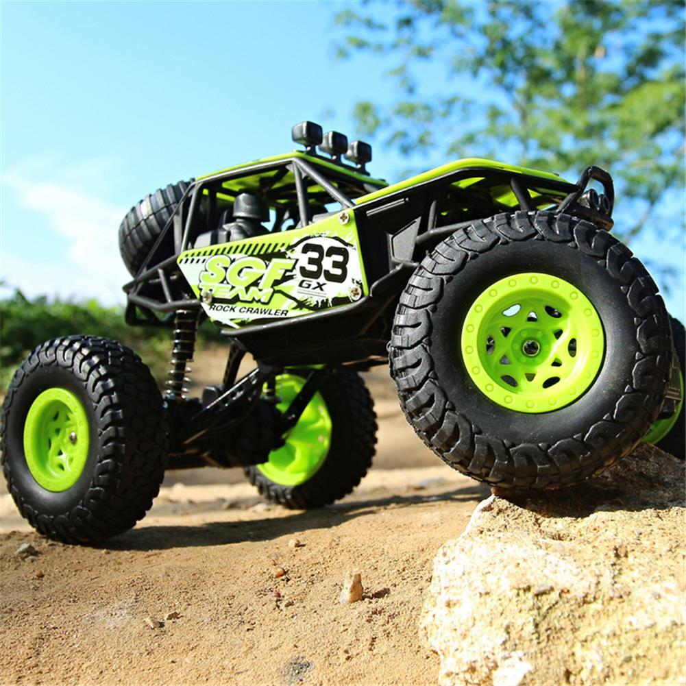 rc-cars JC8212 1/20 27MHZ 4WD Rc Car Climbing Monster Truck Off-Road Vehicle RTR Toy RC1380717 7