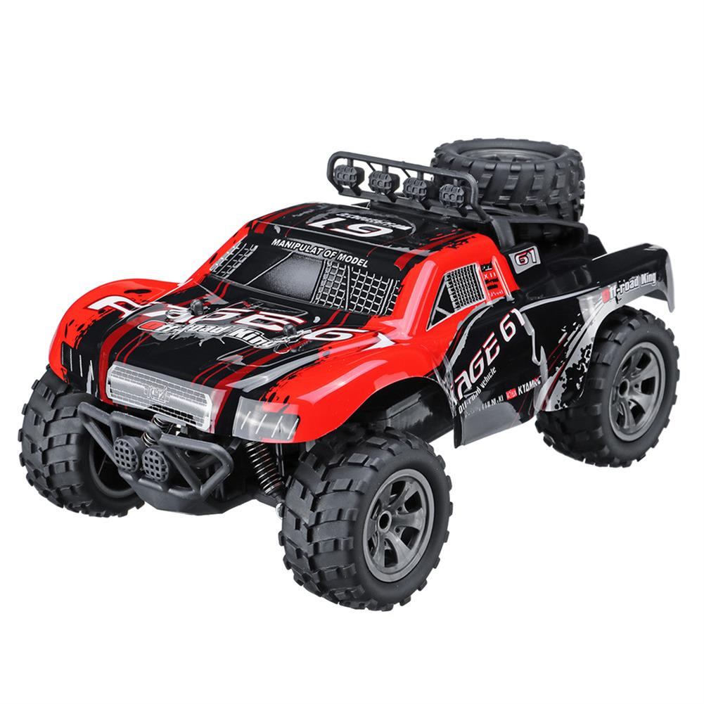 rc-cars KYAMRC 1885A 1/18 2.4G RWD 18km/h Rc Car Electric Monster Truck Off-Road Vehicle RTR Toy RC1380718