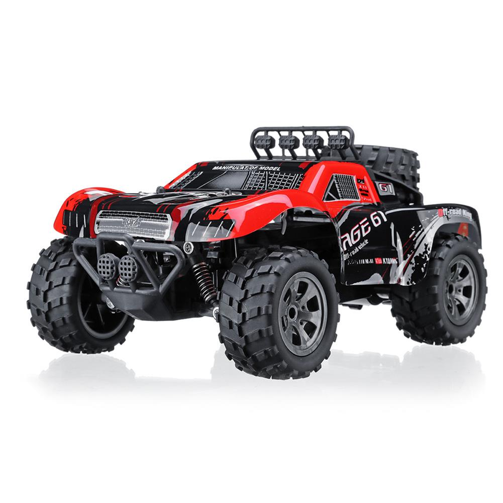 rc-cars KYAMRC 1885A 1/18 2.4G RWD 18km/h Rc Car Electric Monster Truck Off-Road Vehicle RTR Toy RC1380718 1