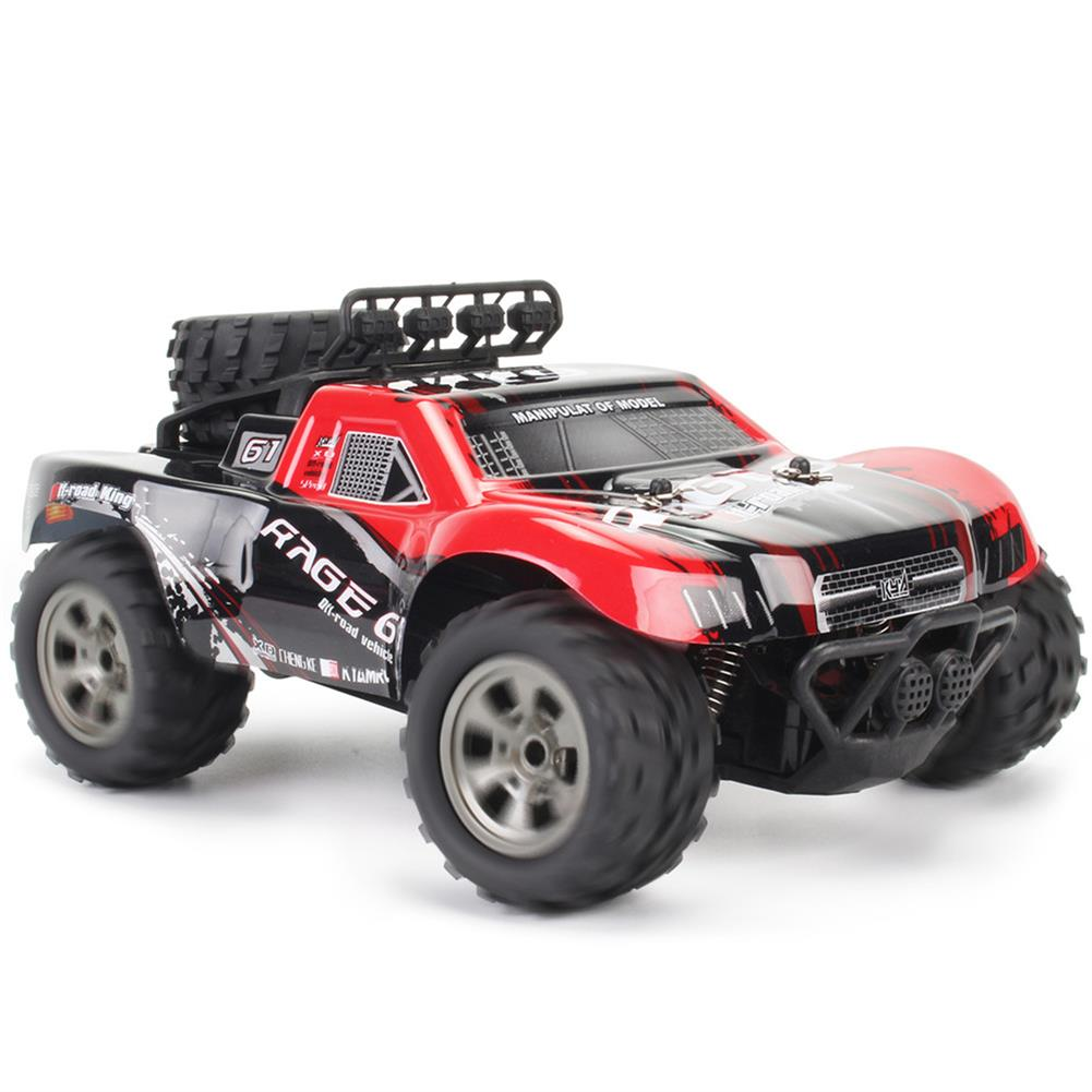 rc-cars KYAMRC 1885A 1/18 2.4G RWD 18km/h Rc Car Electric Monster Truck Off-Road Vehicle RTR Toy RC1380718 2