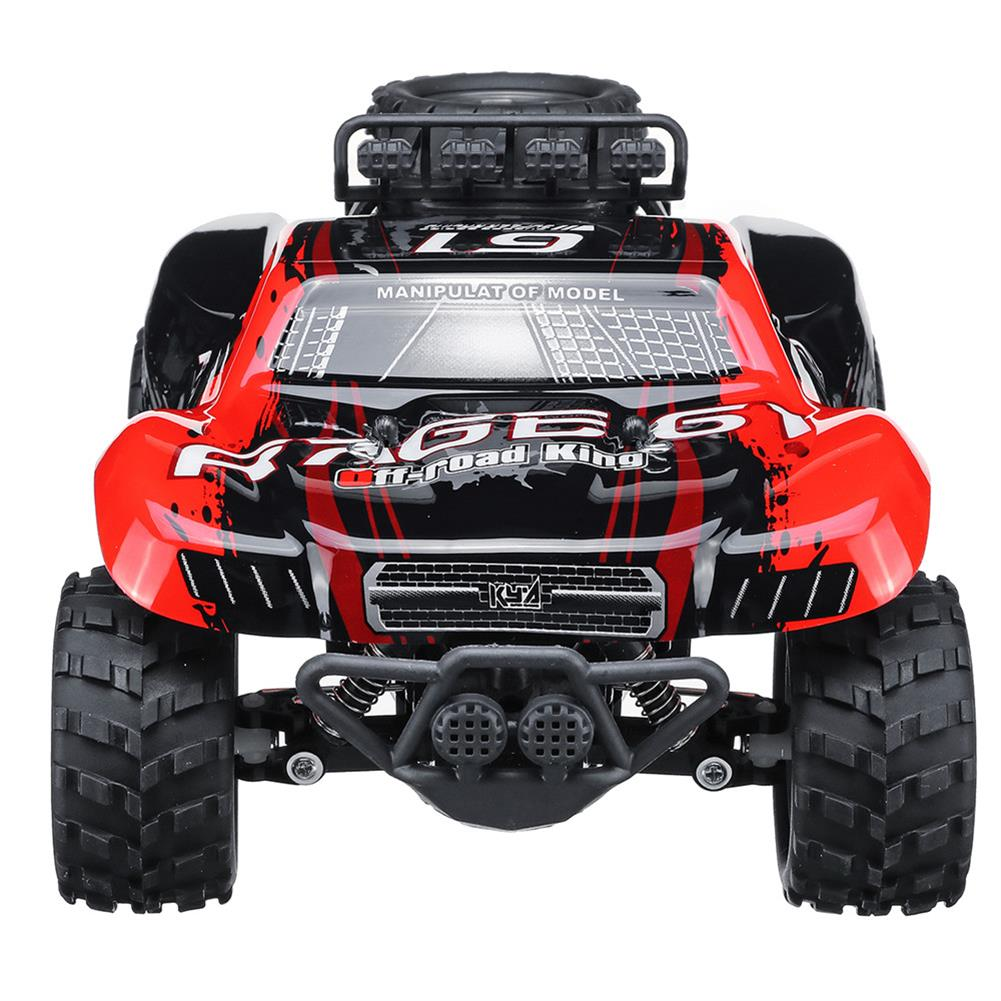 rc-cars KYAMRC 1885A 1/18 2.4G RWD 18km/h Rc Car Electric Monster Truck Off-Road Vehicle RTR Toy RC1380718 4