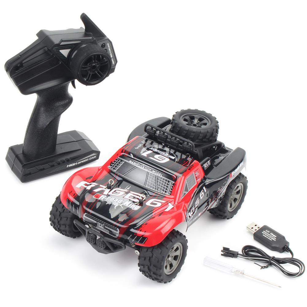 rc-cars KYAMRC 1885A 1/18 2.4G RWD 18km/h Rc Car Electric Monster Truck Off-Road Vehicle RTR Toy RC1380718 6