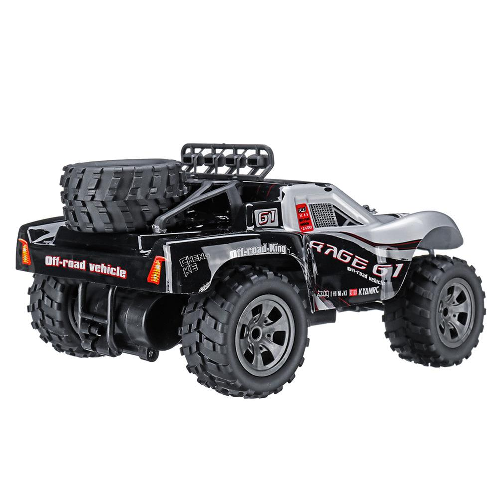 rc-cars KYAMRC 1885A 1/18 2.4G RWD 18km/h Rc Car Electric Monster Truck Off-Road Vehicle RTR Toy RC1380718 8