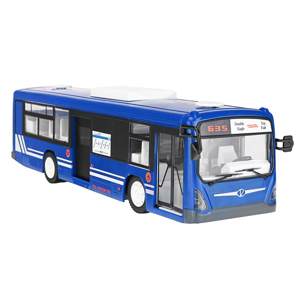 rc-cars 1PC Double Eagle E635-001 1/20 2.4G Wireless Simulation Rc Bus Sport Car W/ Sound Light Model RC1381242 6