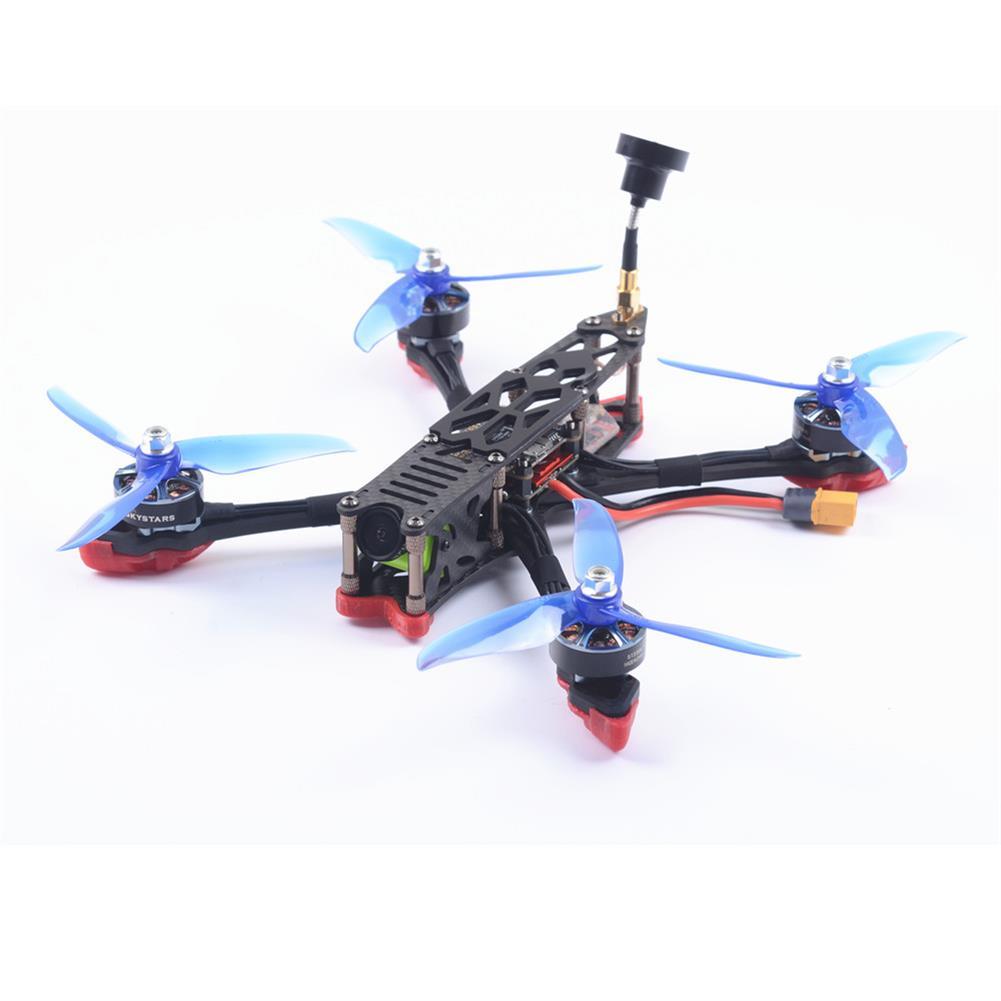 fpv-racing-drones Skystars Star-lord 228 F4 OSD FPV Racing Drone w/ 40A BL_32 ESC 25-800mW VTX 600TVL WDR Camera BNF RC1381280