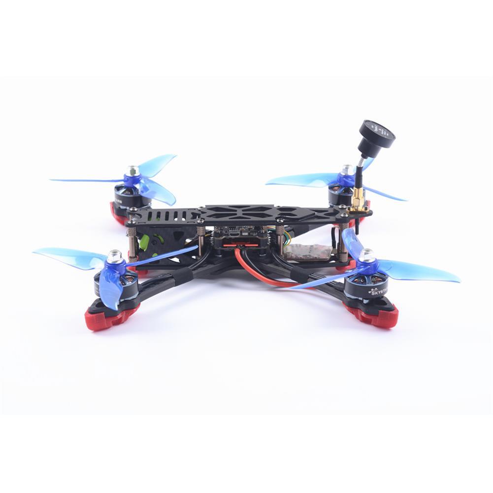 fpv-racing-drones Skystars Star-lord 228 F4 OSD FPV Racing Drone w/ 40A BL_32 ESC 25-800mW VTX 600TVL WDR Camera BNF RC1381280 3