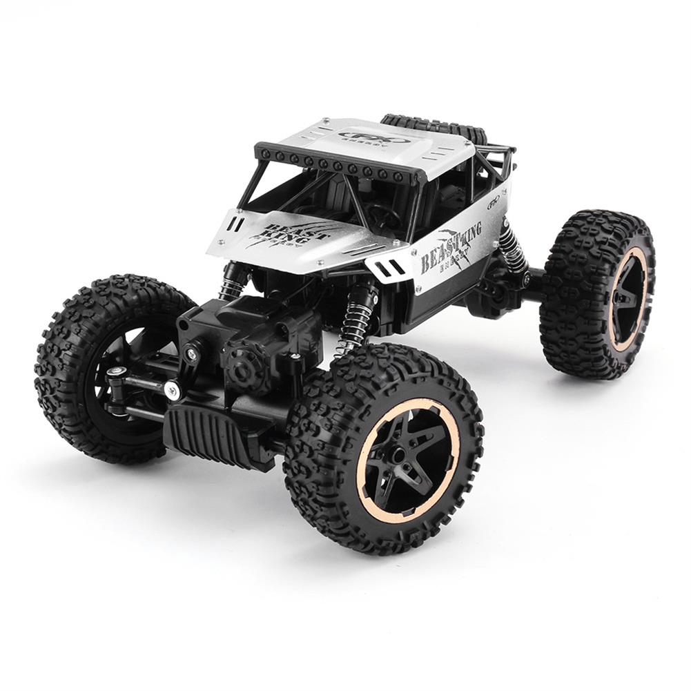 rc-cars P880 1/16 2.4G 4WD Alloy Shell Rc Car Rock Crawler Climbing Truck Off-Road Vehicle RTR Toy RC1381295
