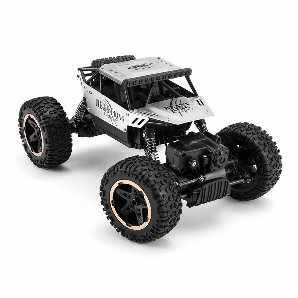 rc-cars P880 1/16 2.4G 4WD Alloy Shell Rc Car Rock Crawler Climbing Truck Off-Road Vehicle RTR Toy RC1381295 1