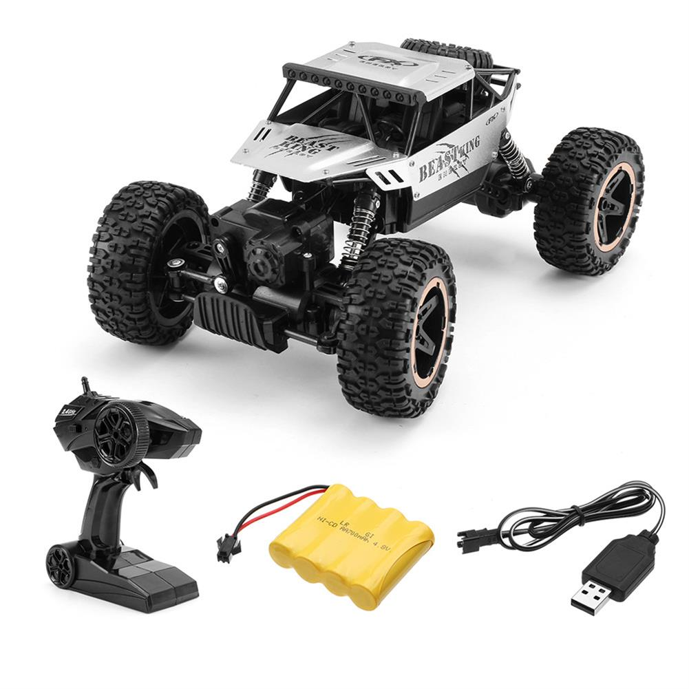 rc-cars P880 1/16 2.4G 4WD Alloy Shell Rc Car Rock Crawler Climbing Truck Off-Road Vehicle RTR Toy RC1381295 3