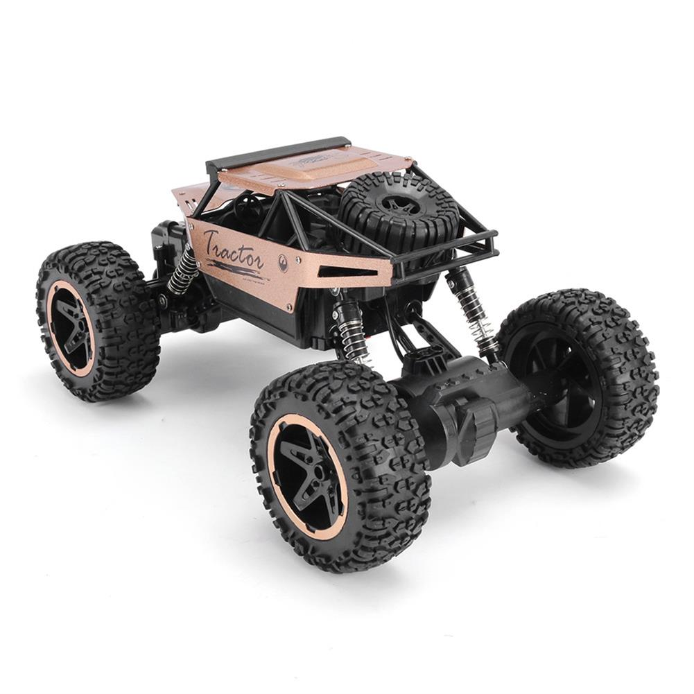rc-cars P880 1/16 2.4G 4WD Alloy Shell Rc Car Rock Crawler Climbing Truck Off-Road Vehicle RTR Toy RC1381295 5