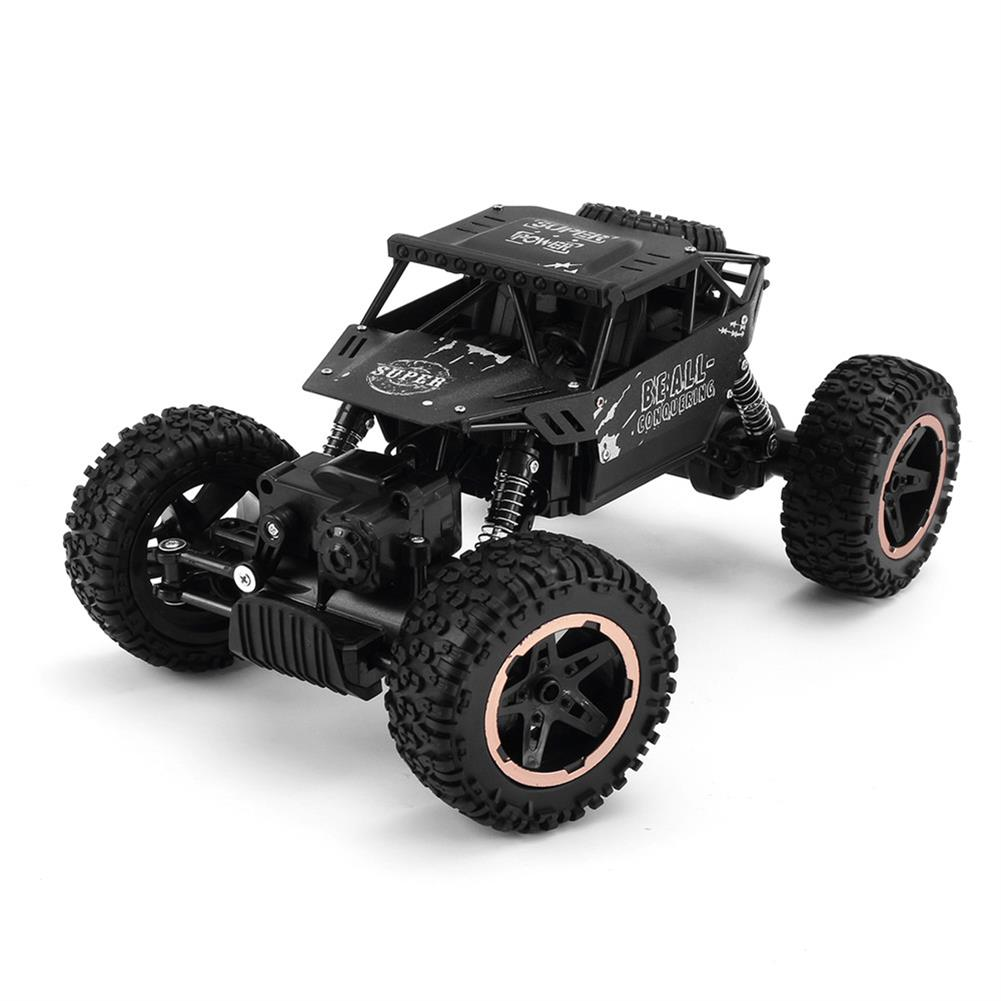 rc-cars P880 1/16 2.4G 4WD Alloy Shell Rc Car Rock Crawler Climbing Truck Off-Road Vehicle RTR Toy RC1381295 7