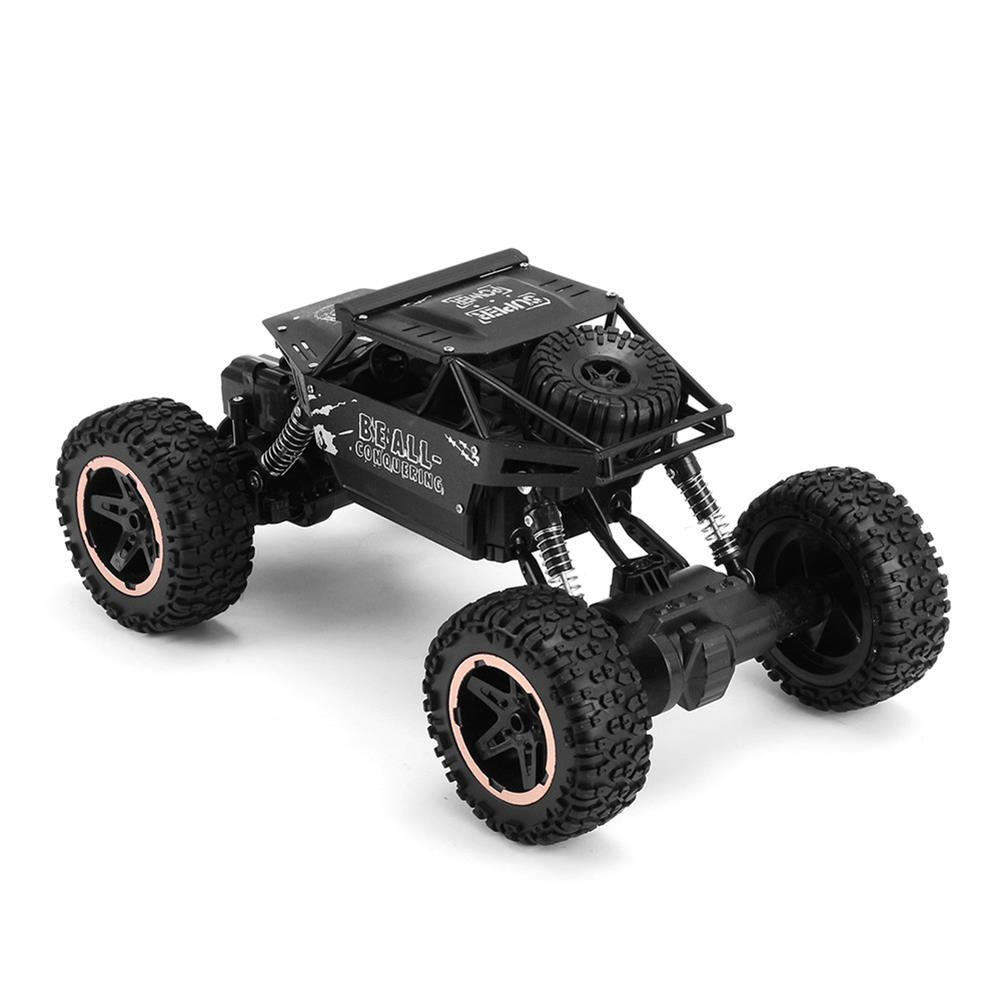 rc-cars P880 1/16 2.4G 4WD Alloy Shell Rc Car Rock Crawler Climbing Truck Off-Road Vehicle RTR Toy RC1381295 8