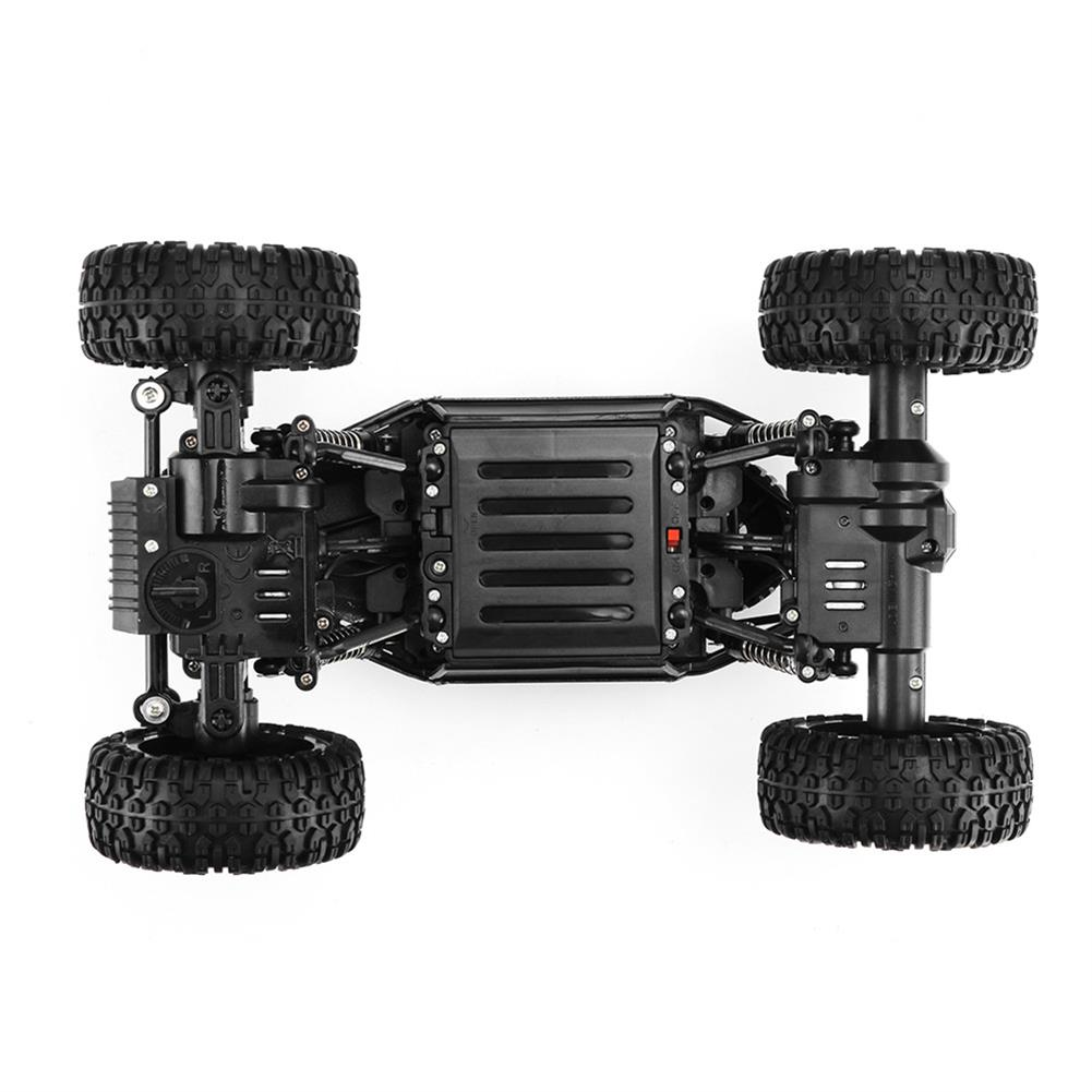 rc-cars P880 1/16 2.4G 4WD Alloy Shell Rc Car Rock Crawler Climbing Truck Off-Road Vehicle RTR Toy RC1381295 9