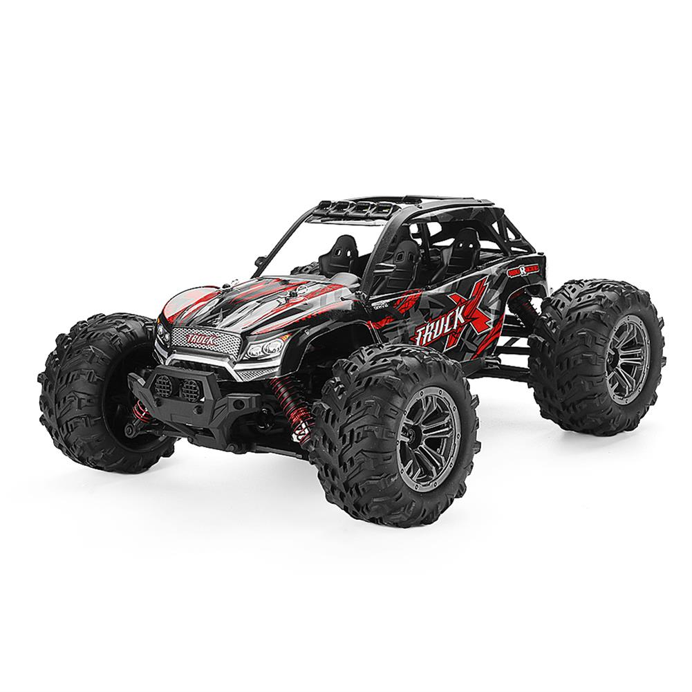 rc-cars Xinlehong 9137 1/16 2.4G 4WD 36km/h Rc Car W/ LED Light Desert Off-Road Monster Truck RTR Toy RC1381355