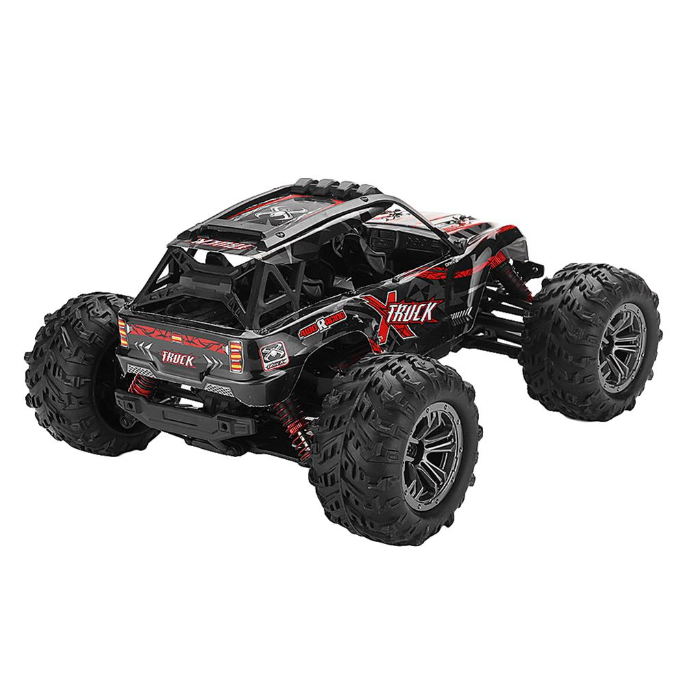 rc-cars Xinlehong 9137 1/16 2.4G 4WD 36km/h Rc Car W/ LED Light Desert Off-Road Monster Truck RTR Toy RC1381355 1