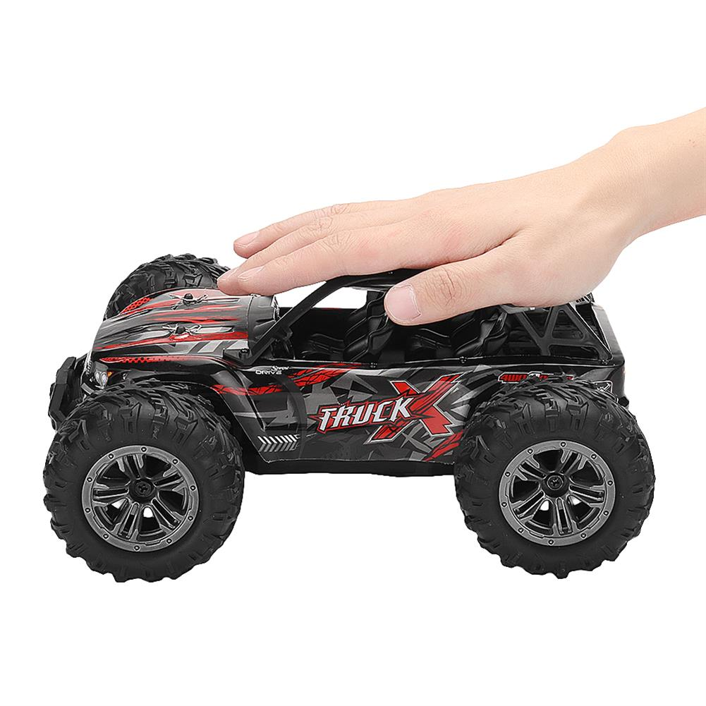 rc-cars Xinlehong 9137 1/16 2.4G 4WD 36km/h Rc Car W/ LED Light Desert Off-Road Monster Truck RTR Toy RC1381355 2