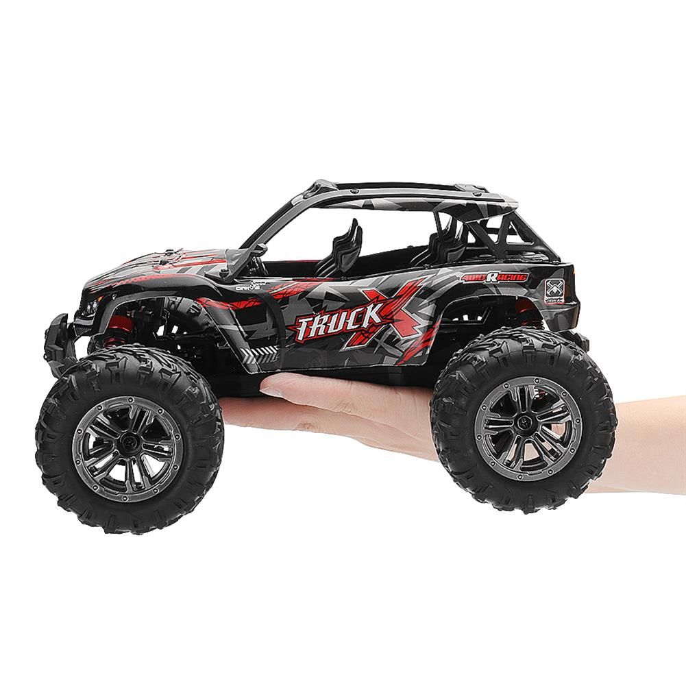 rc-cars Xinlehong 9137 1/16 2.4G 4WD 36km/h Rc Car W/ LED Light Desert Off-Road Monster Truck RTR Toy RC1381355 3