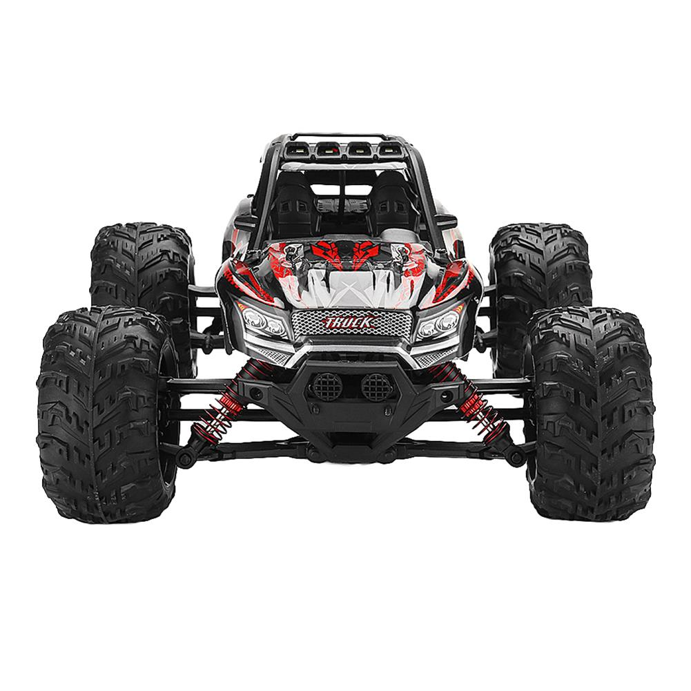 rc-cars Xinlehong 9137 1/16 2.4G 4WD 36km/h Rc Car W/ LED Light Desert Off-Road Monster Truck RTR Toy RC1381355 4