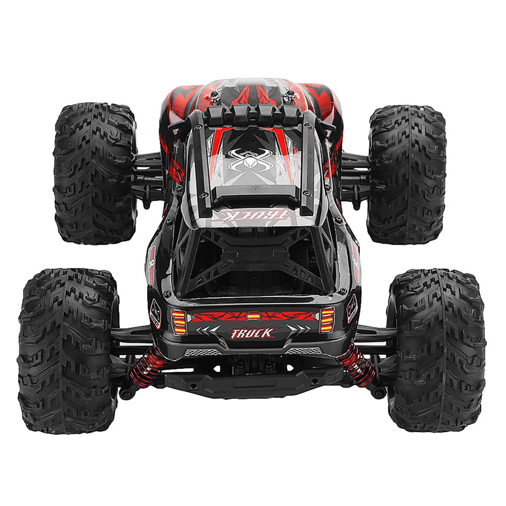 rc-cars Xinlehong 9137 1/16 2.4G 4WD 36km/h Rc Car W/ LED Light Desert Off-Road Monster Truck RTR Toy RC1381355 5
