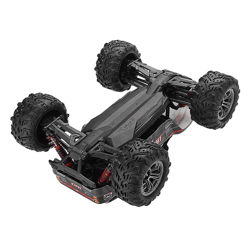 rc-cars Xinlehong 9137 1/16 2.4G 4WD 36km/h Rc Car W/ LED Light Desert Off-Road Monster Truck RTR Toy RC1381355 6