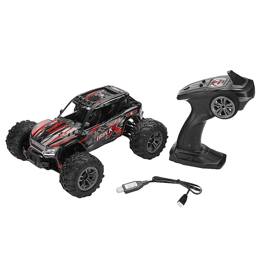 rc-cars Xinlehong 9137 1/16 2.4G 4WD 36km/h Rc Car W/ LED Light Desert Off-Road Monster Truck RTR Toy RC1381355 7