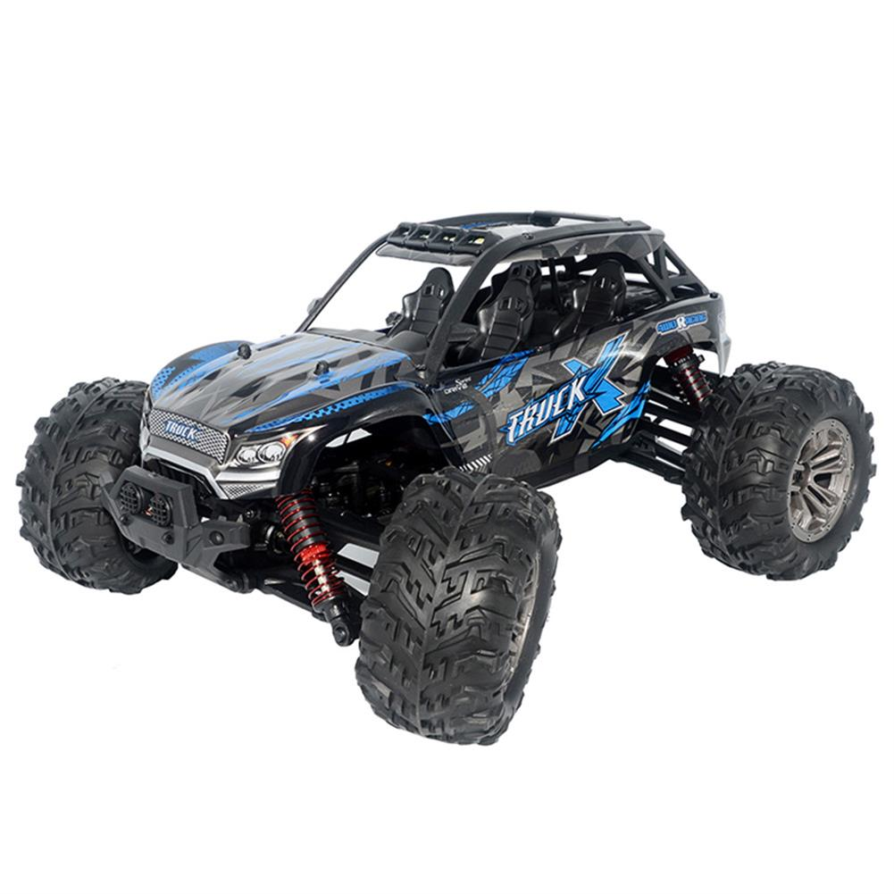 rc-cars Xinlehong 9137 1/16 2.4G 4WD 36km/h Rc Car W/ LED Light Desert Off-Road Monster Truck RTR Toy RC1381355 8