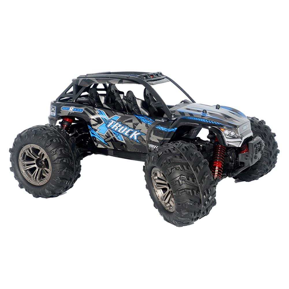 rc-cars Xinlehong 9137 1/16 2.4G 4WD 36km/h Rc Car W/ LED Light Desert Off-Road Monster Truck RTR Toy RC1381355 9