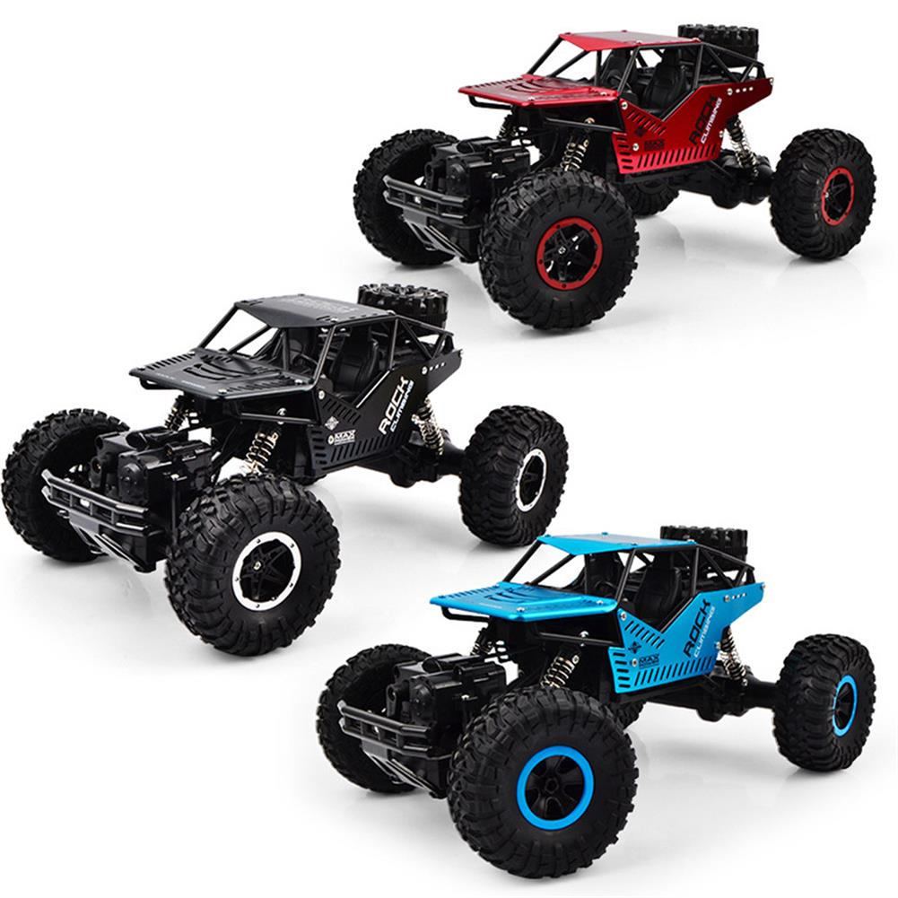 rc-cars 1PC LH-008S 1/16 2.4G 4WD 20km/h Alloy Shell Rc Car Rock Crawler Off-Road Climbing Truck RTR Toy RC1381843