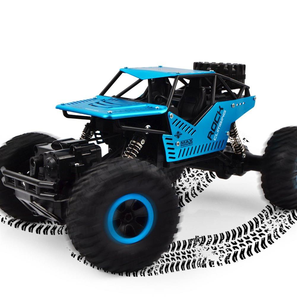 rc-cars 1PC LH-008S 1/16 2.4G 4WD 20km/h Alloy Shell Rc Car Rock Crawler Off-Road Climbing Truck RTR Toy RC1381843 2