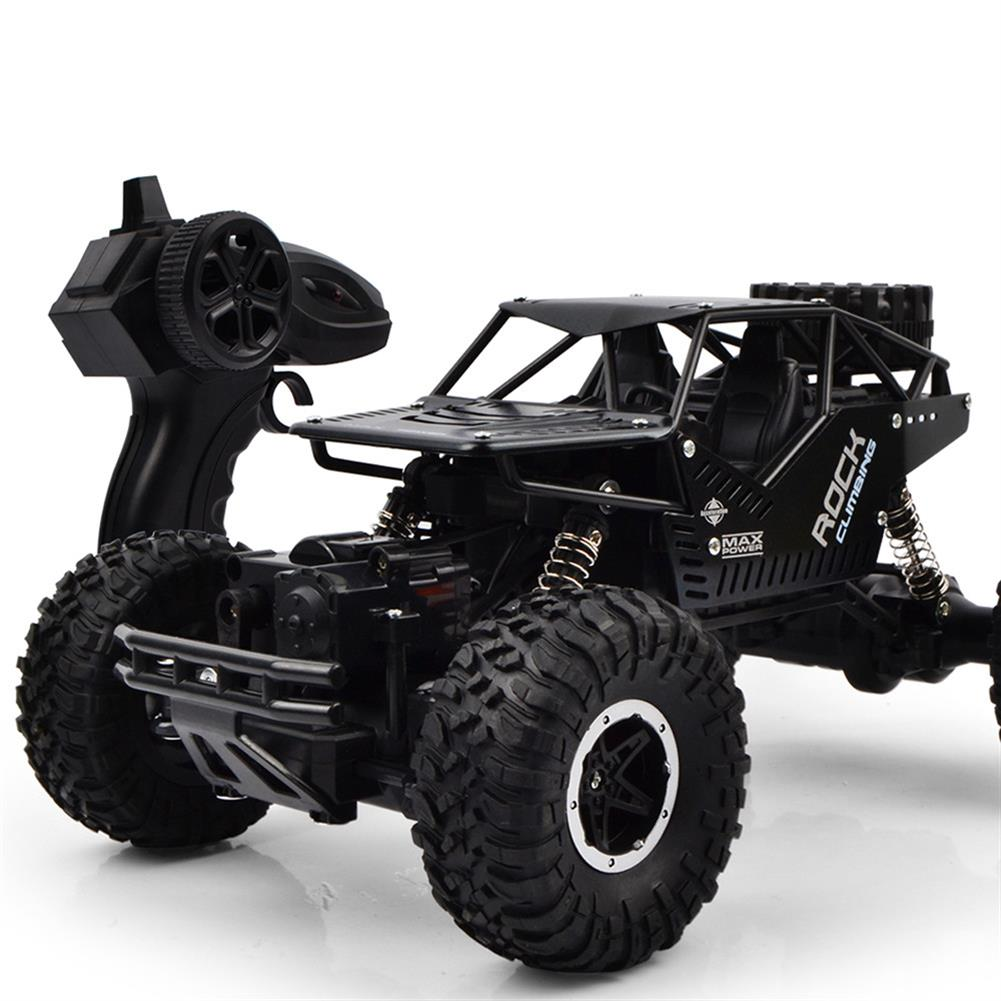 rc-cars 1PC LH-008S 1/16 2.4G 4WD 20km/h Alloy Shell Rc Car Rock Crawler Off-Road Climbing Truck RTR Toy RC1381843 3