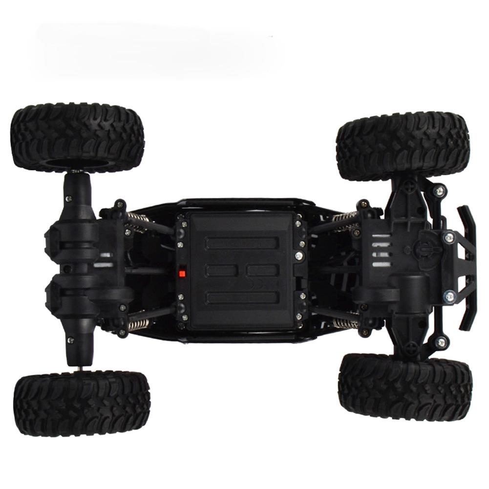 rc-cars 1PC LH-008S 1/16 2.4G 4WD 20km/h Alloy Shell Rc Car Rock Crawler Off-Road Climbing Truck RTR Toy RC1381843 4