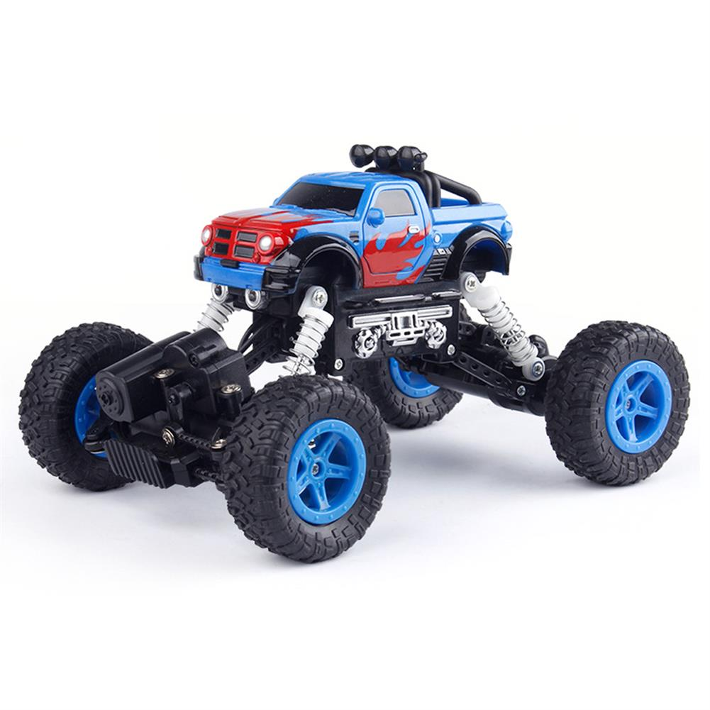 rc-cars 6419 1/22 2.4G 4WD 10KM/H Rock Crawler RC Car Children Toys RC1383026 1