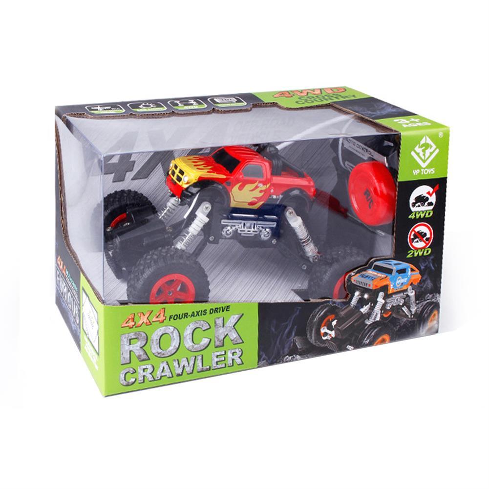 rc-cars 6419 1/22 2.4G 4WD 10KM/H Rock Crawler RC Car Children Toys RC1383026 5