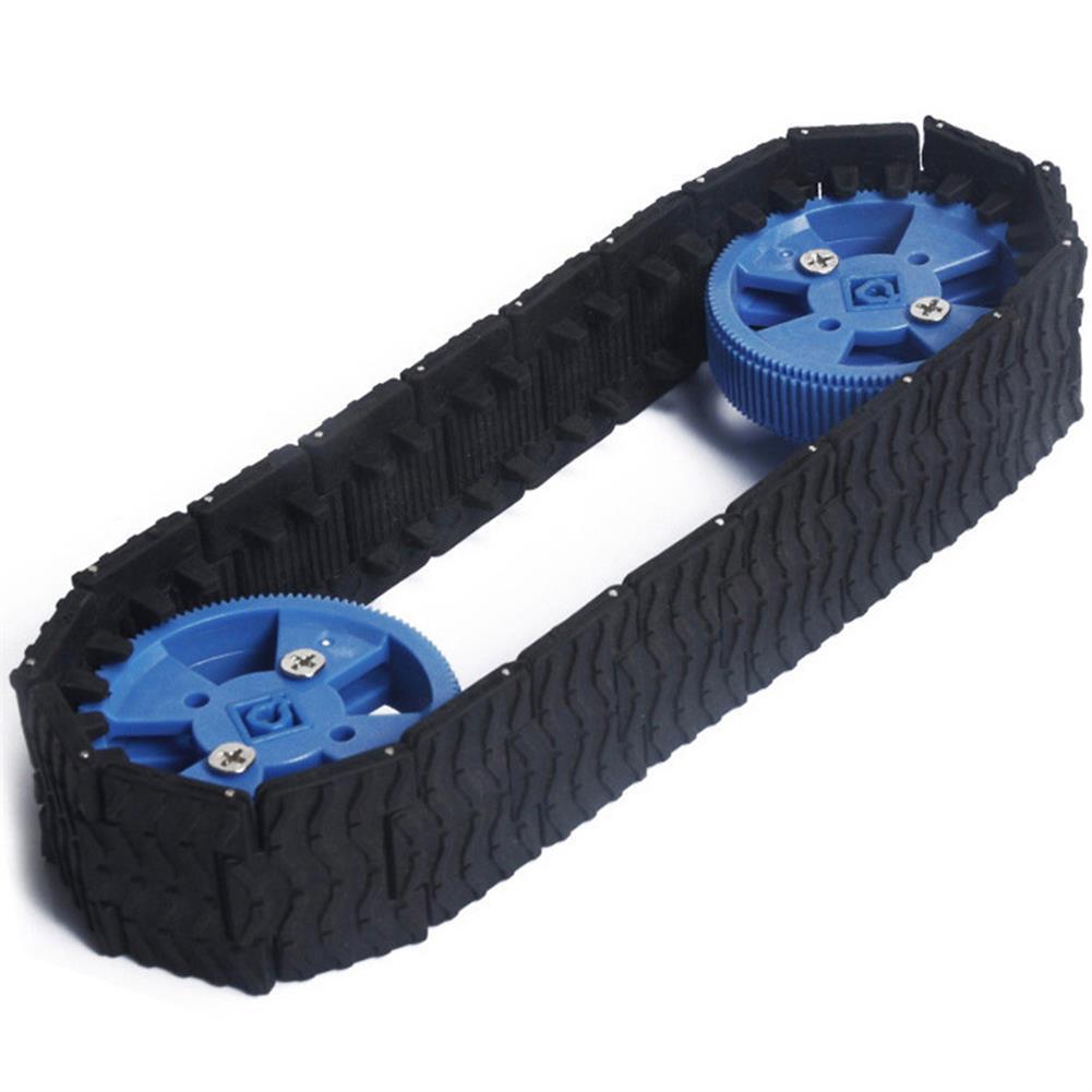 robot-parts-tools DIY Plastic RC Tank Crawler Belt Track RC Robot Part RC1390392