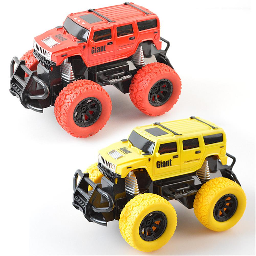 rc-cars Tensheng 1/28 27MHZ 4CH Rc Car Monster Off-road Truck Vehicle W/ Light Without Battery Toy RC1390446 1