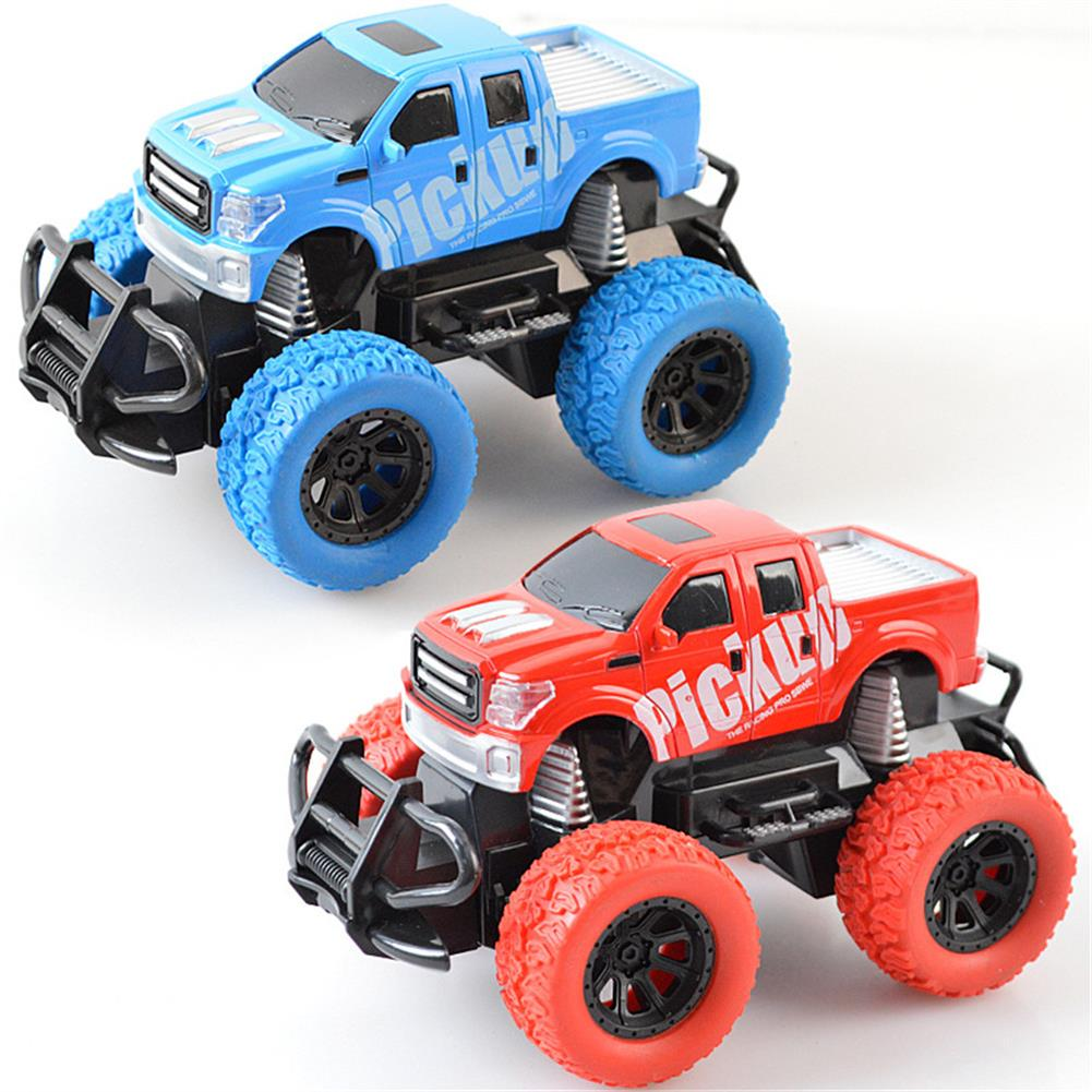 rc-cars Tensheng 1/28 27MHZ 4CH Rc Car Monster Off-road Truck Vehicle W/ Light Without Battery Toy RC1390446 2