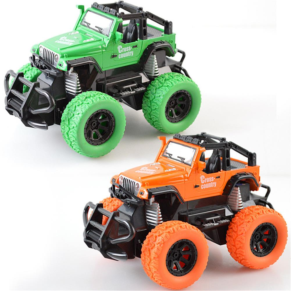rc-cars Tensheng 1/28 27MHZ 4CH Rc Car Monster Off-road Truck Vehicle W/ Light Without Battery Toy RC1390446 3