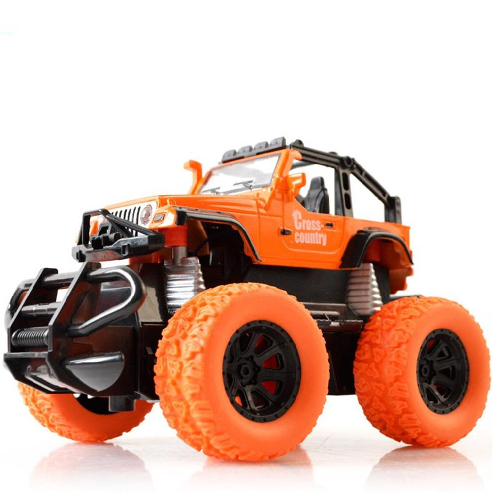 rc-cars Tensheng 1/28 27MHZ 4CH Rc Car Monster Off-road Truck Vehicle W/ Light Without Battery Toy RC1390446 4